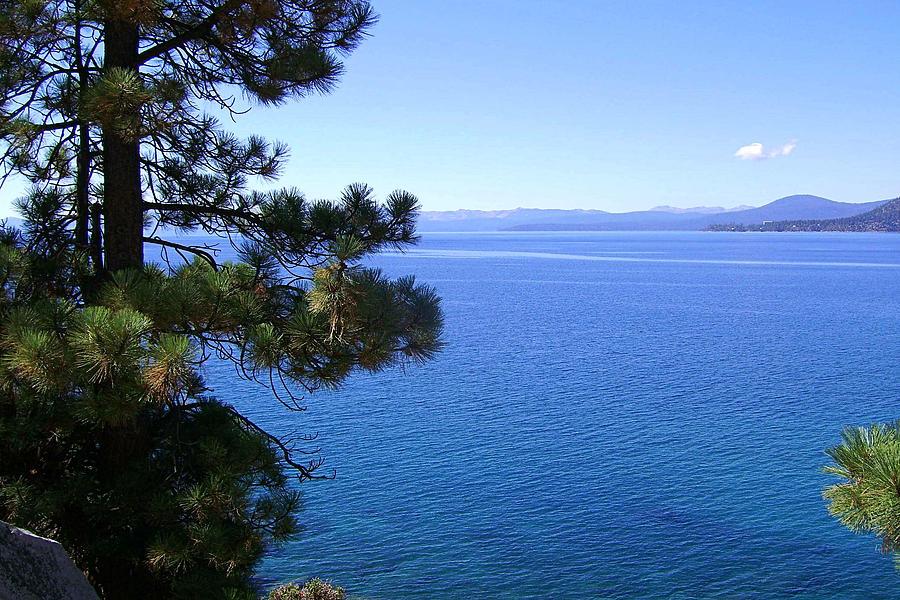 California Photograph - Lake Tahoe 2 by J D Owen