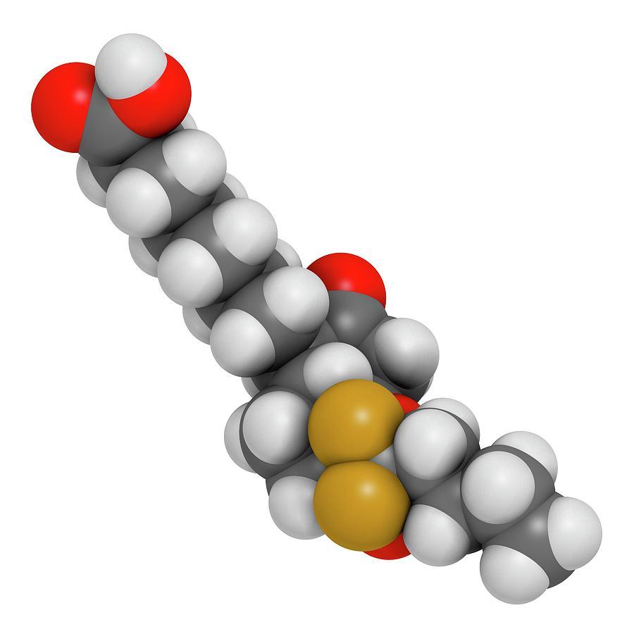 Chronic Photograph - Lubiprostone Chronic Constipation Drug by Molekuul