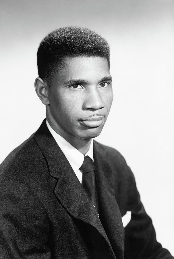 1950s Photograph - Medgar Evers by Granger