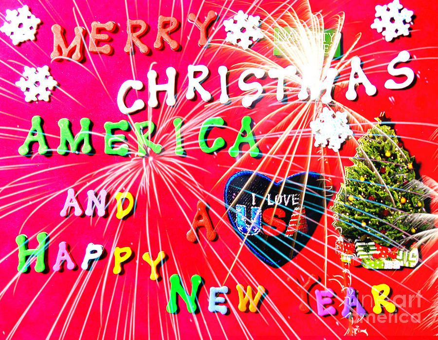 Graphics For Merry Christmas America Graphics | www.graphicsbuzz.com