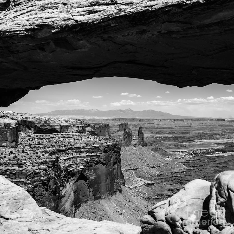 Mesa Arch Photograph by Radek Hofman