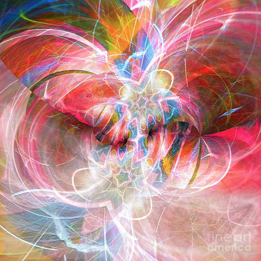 Metamorphosis Digital Art By Margie Chapman