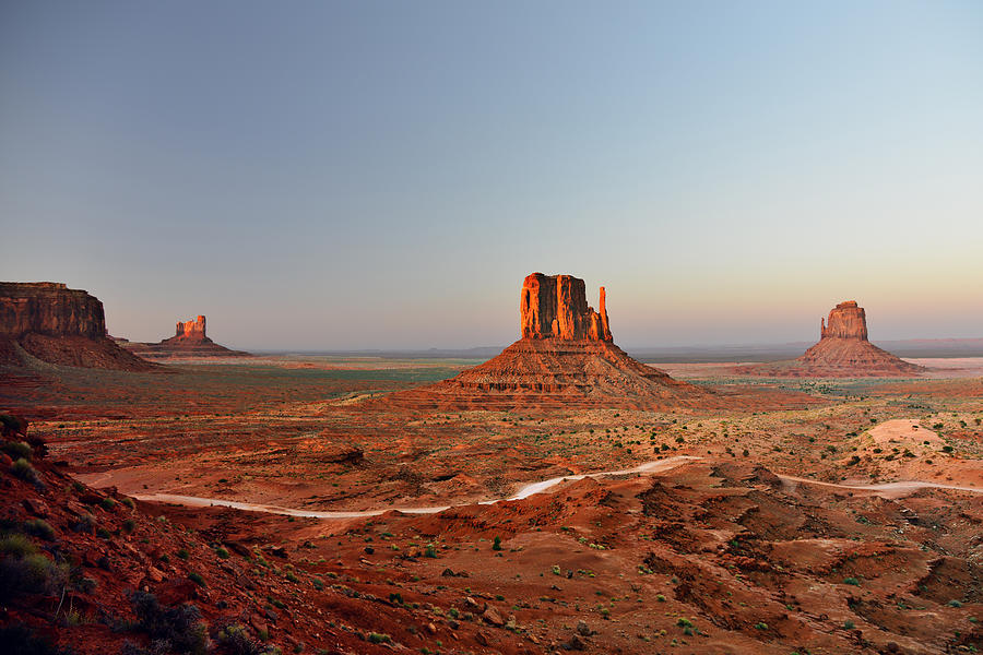 Monument Photograph - Monument Valley by Christine Till
