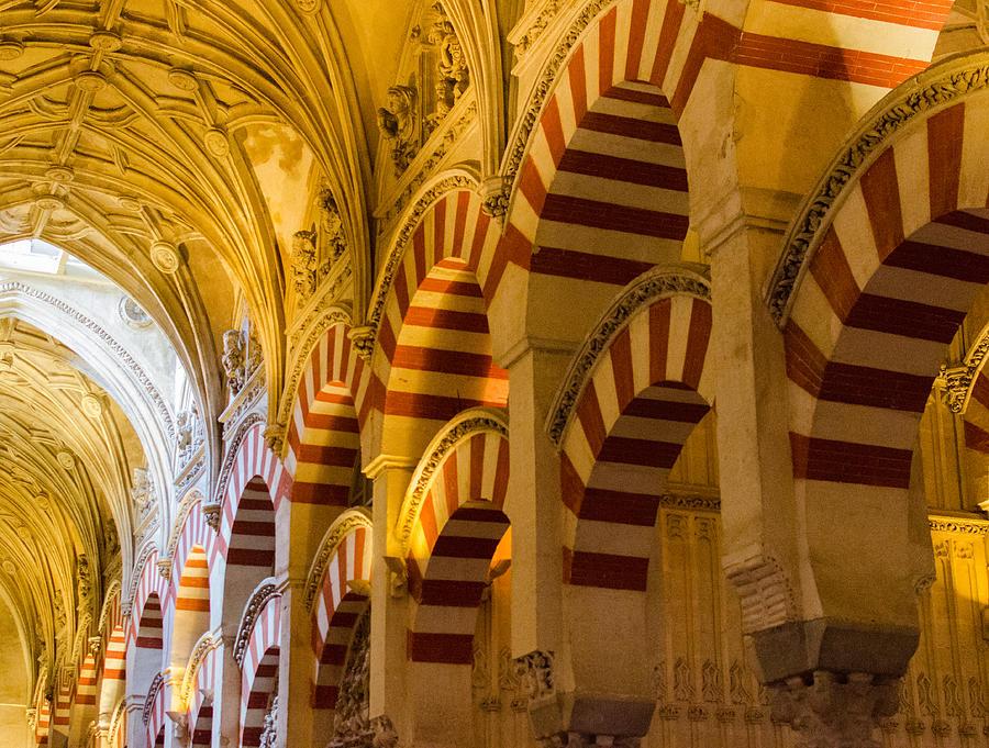 Cordoba Photograph - Mosque Cathedral Of Cordoba  by Andrea Mazzocchetti
