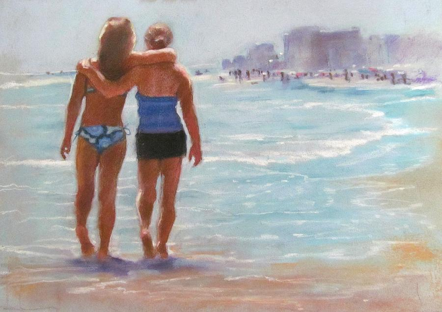Mother and Daughter by Janet McGrath