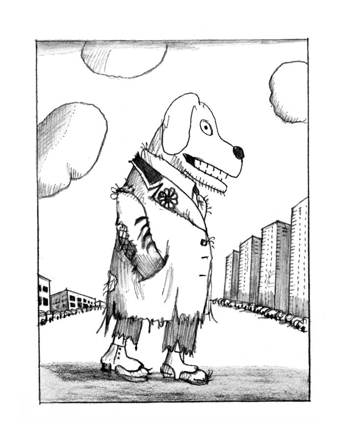 New Yorker February 23rd, 1976 Drawing by Saul Steinberg