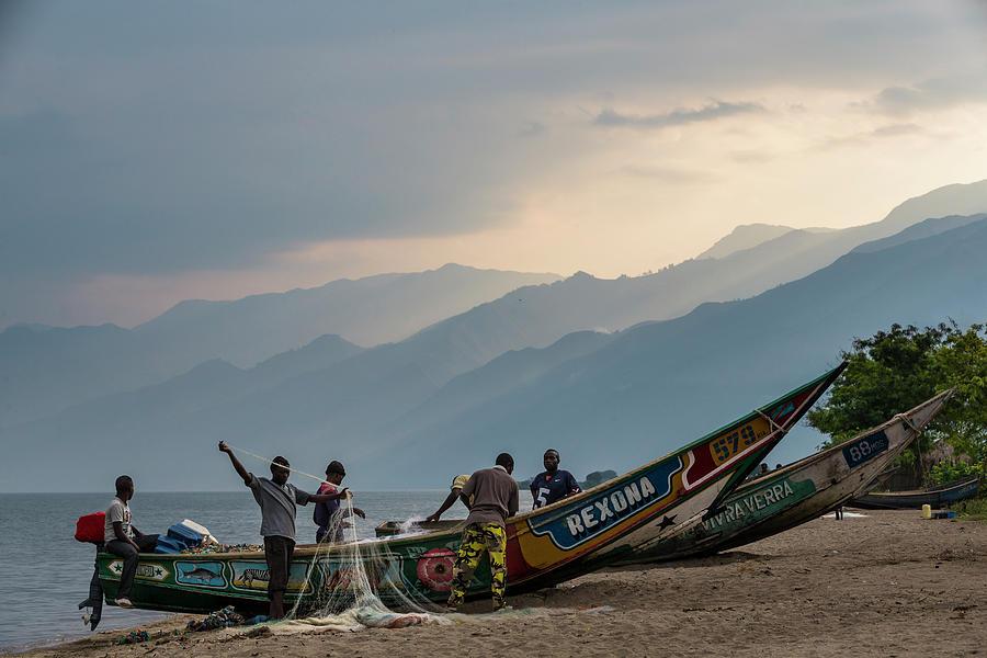 Oil Exploratin Threatens Virunga Photograph by Brent Stirton