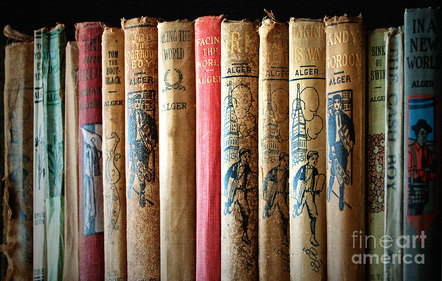 Book Photograph - Old Friends by Gwyn Newcombe