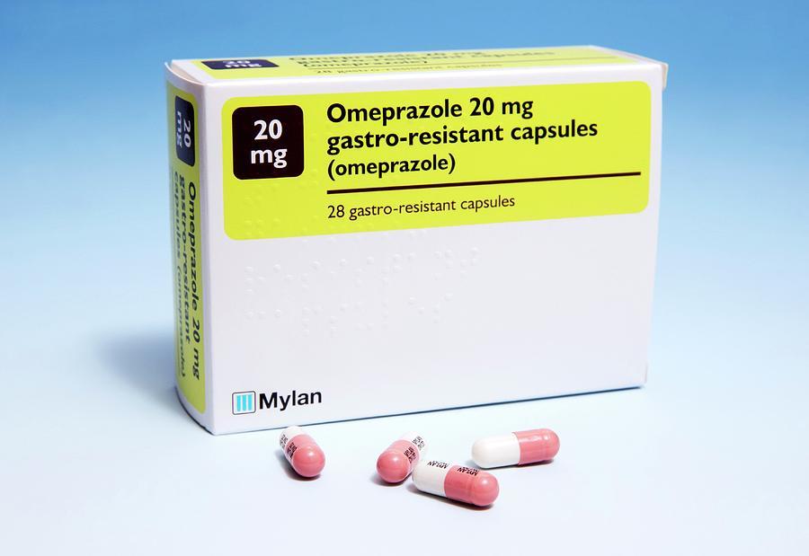 Omeprazole Indigestion Capsules