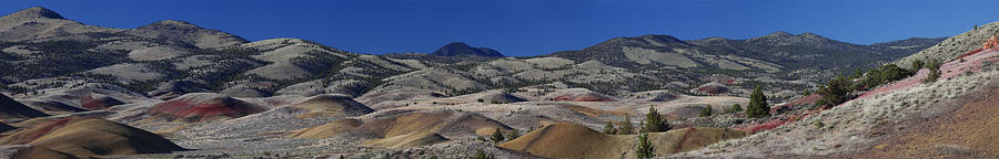 Painted Hills by Karen Ulvestad