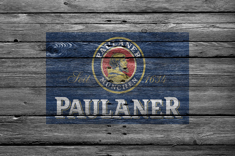 Paulaner Photograph - Paulaner by Joe Hamilton