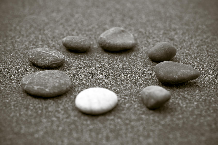 Frank Tschakert Photograph - Pebbles by Frank Tschakert