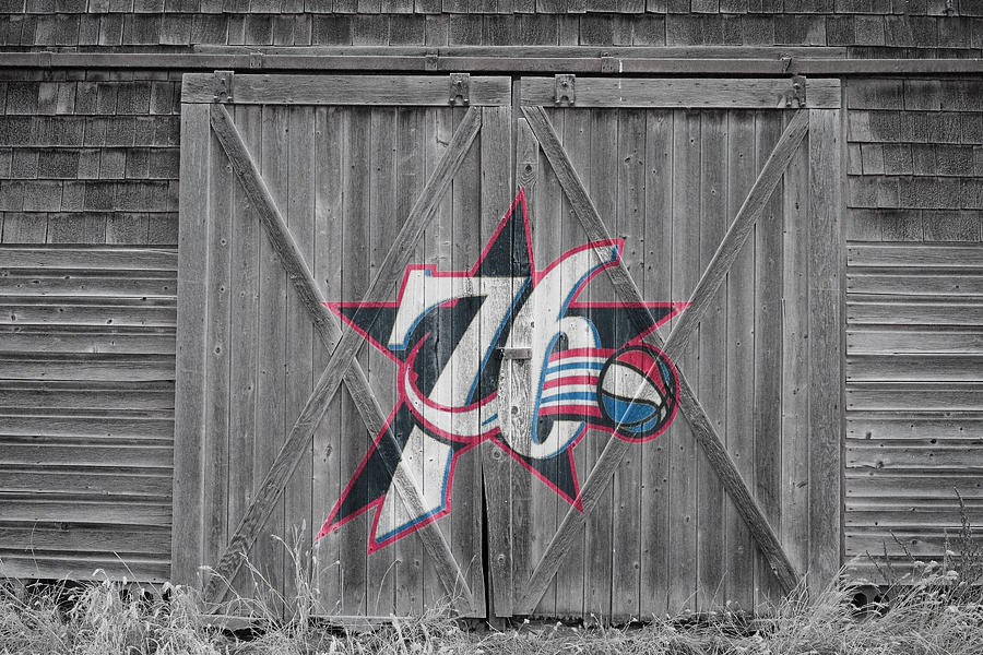 76ers Photograph - Philadelphia 76ers by Joe Hamilton