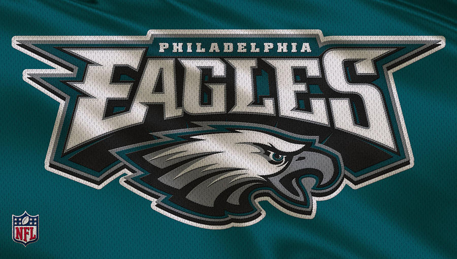 Eagles Photograph - Philadelphia Eagles Uniform by Joe Hamilton
