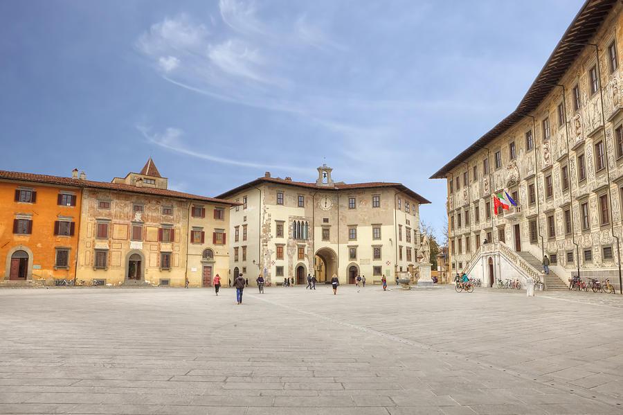 Pisa Photograph - Pisa by Joana Kruse