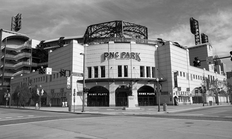 America Photograph - Pnc Park - Pittsburgh Pirates by Frank Romeo