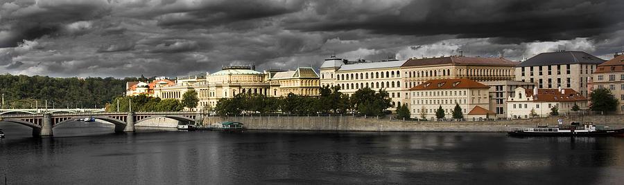 Europe Photograph - Prague by Cecil Fuselier