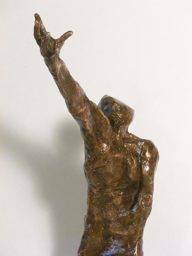 Reaching Sculpture