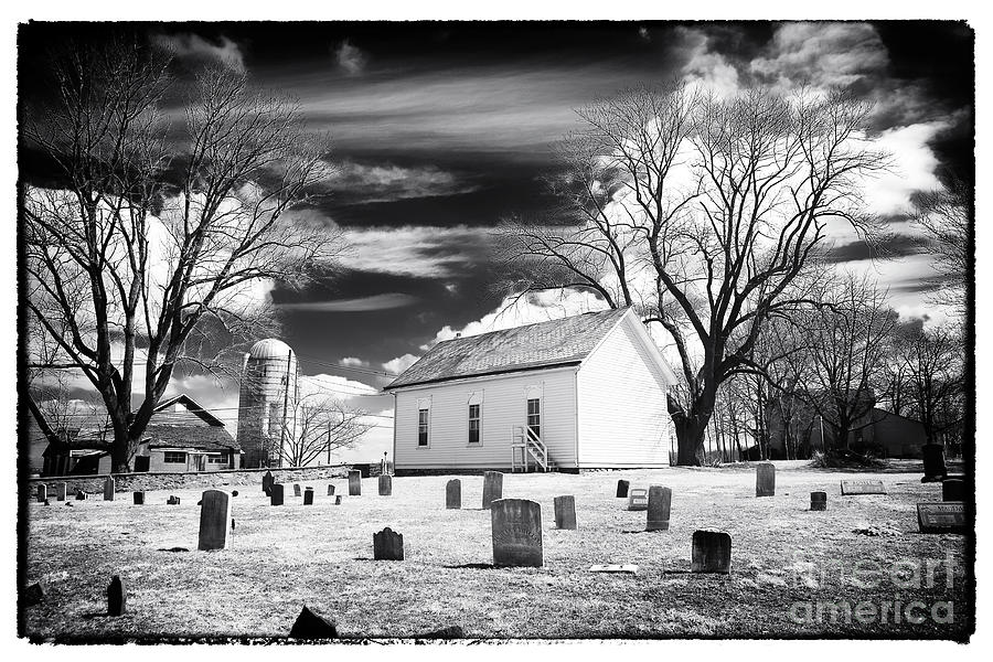 Country Photograph - Resting Place by John Rizzuto