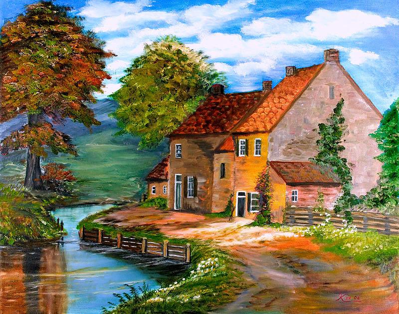 Woods Paints