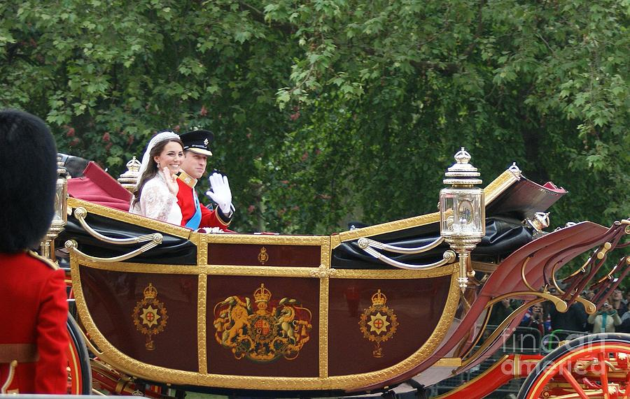 Royal Wedding Photograph - Royal Wedding by Mariusz Czajkowski