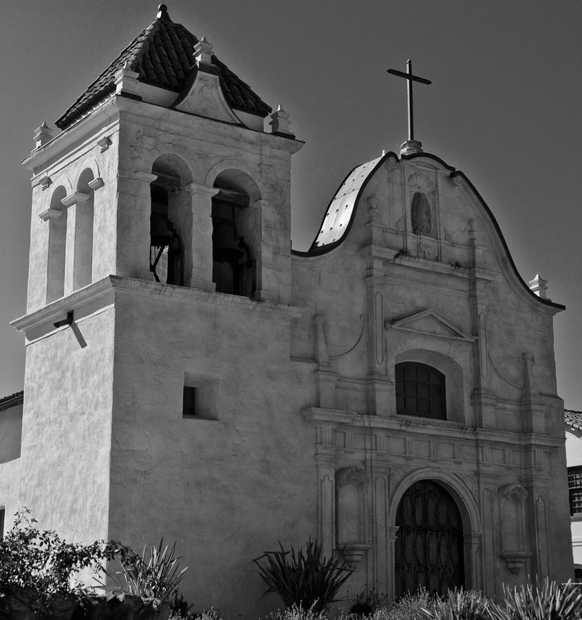 San Carlos Photograph - San Carlos Cathedral by Ron White