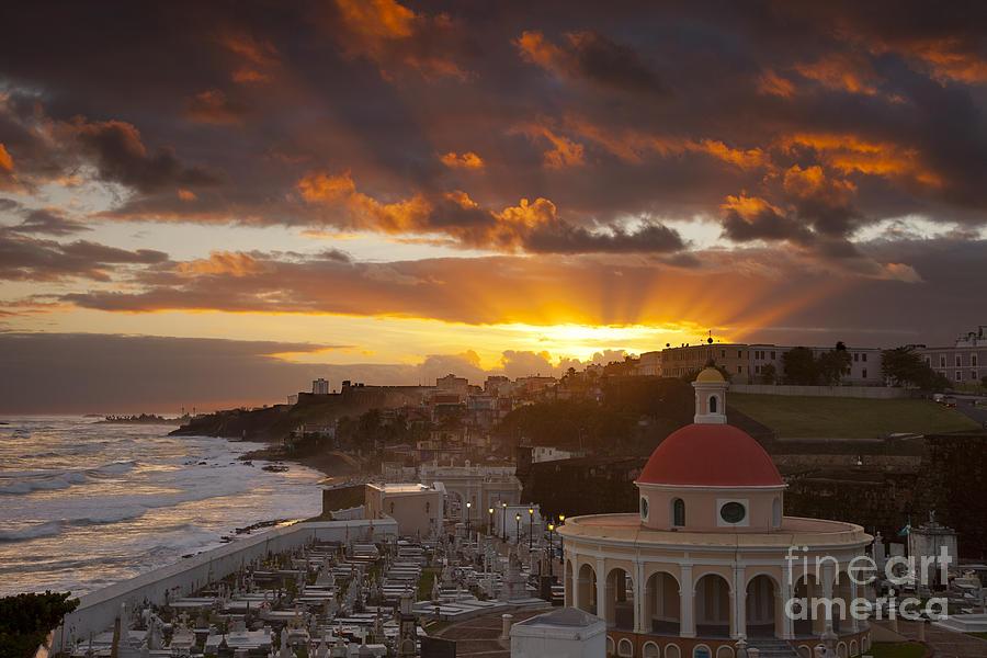Sunrise Photograph - San Juan Sunrise by Brian Jannsen