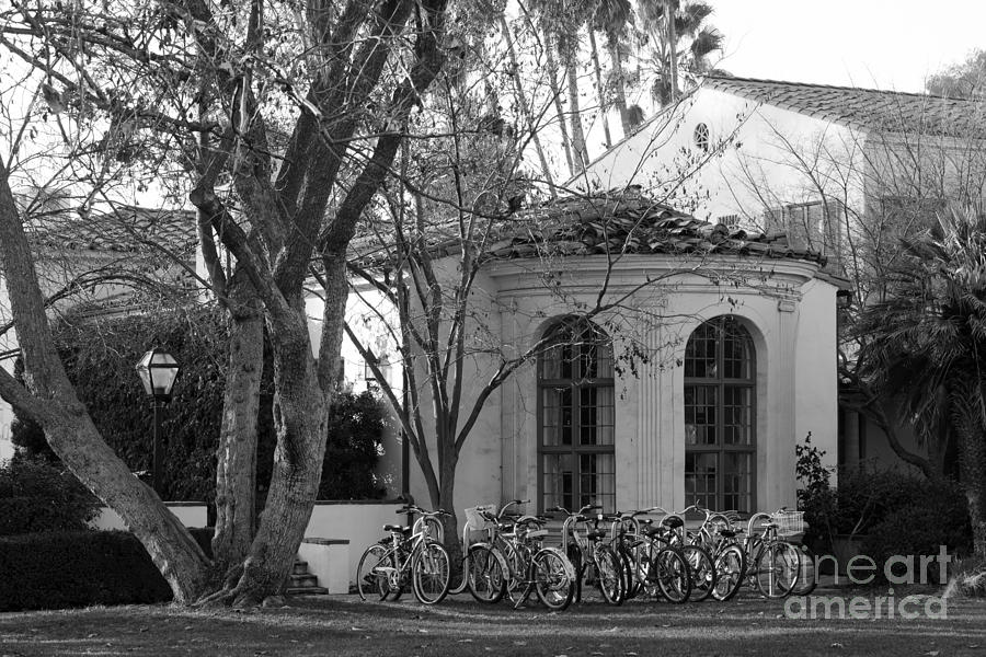 Athenas Photograph - Scripps College by University Icons