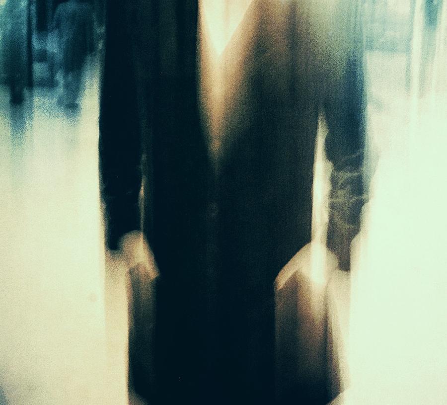 Everyday Photograph - Shadows (behind) by Dalibor Davidovic
