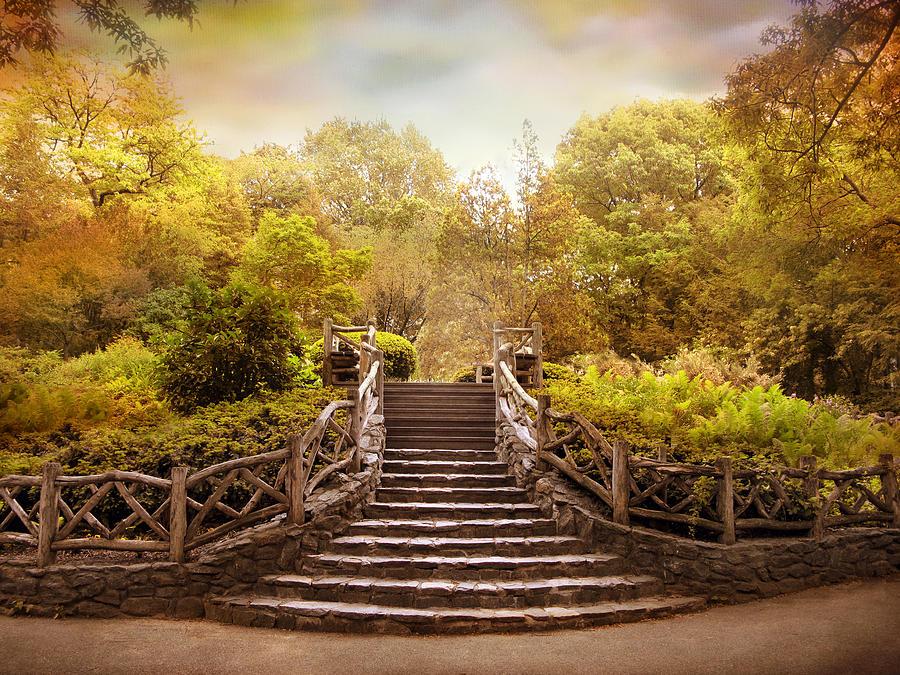 Shakespeares Garden Photograph