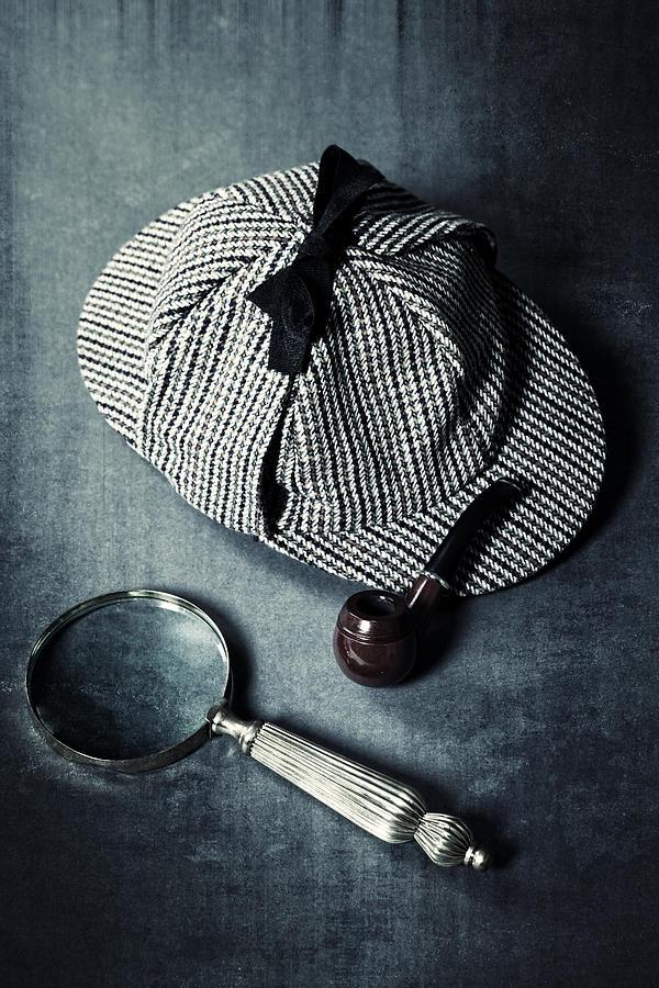 Sherlock Holmes Photograph - Sherlock Holmes by Joana Kruse