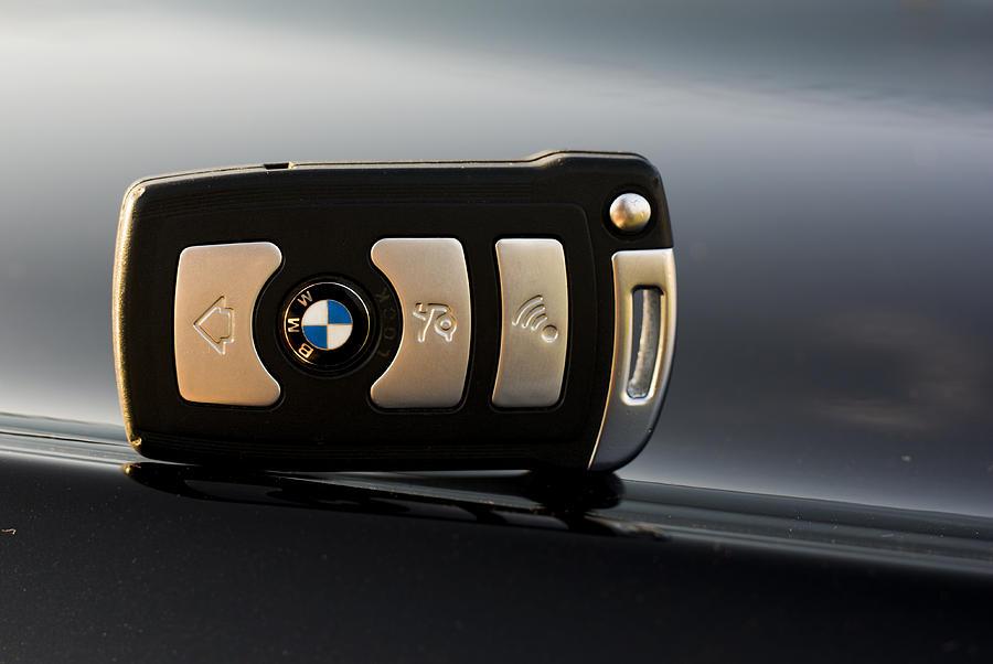 Start Key Of Bmw 750li E66