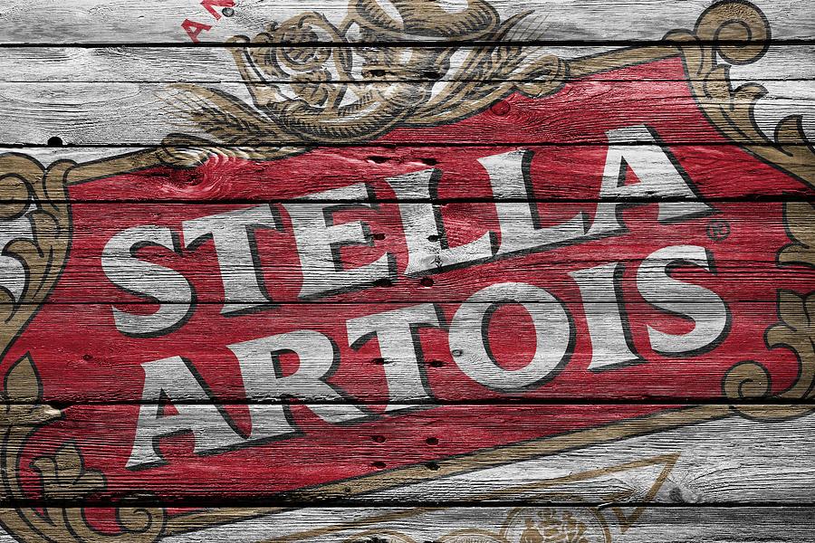 Stella Artois Photograph - Stella Artois by Joe Hamilton