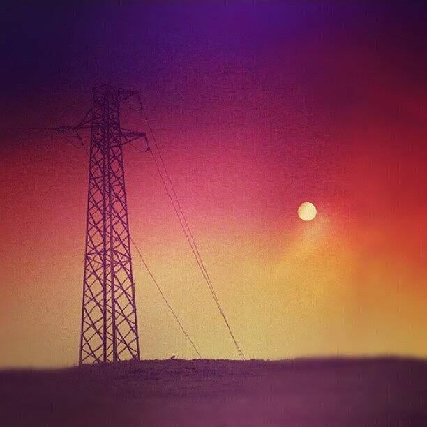 Beautiful Photograph - Sunset by Emanuela Carratoni