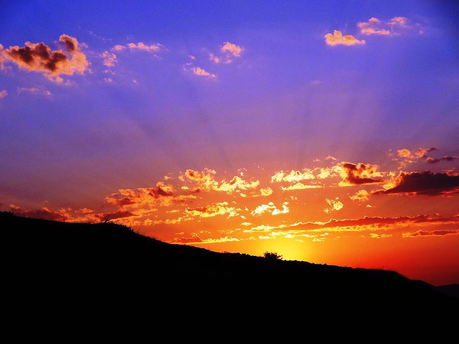 Sunset Photograph - Sunset by Fouzi Taleb