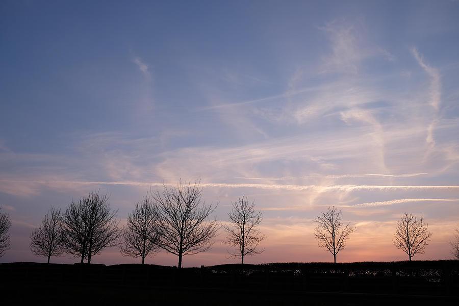 Sunset Photograph - Sunset by Mark Severn