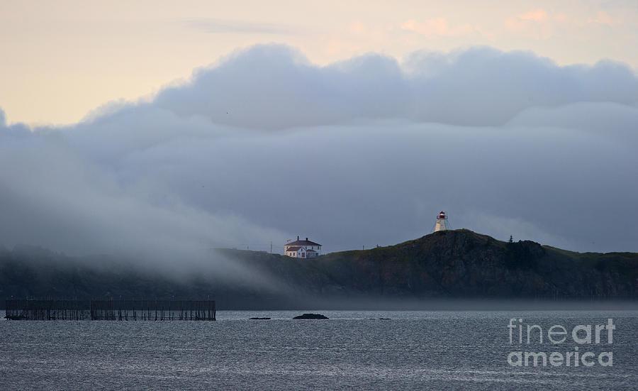 Nikon Photograph - Swallowtail Lighthouse... by Nina Stavlund