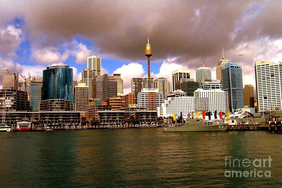 Sydney Photograph - Sydney Australia by John Potts