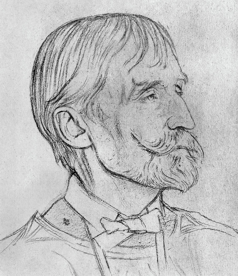 1920 Drawing - T by Granger