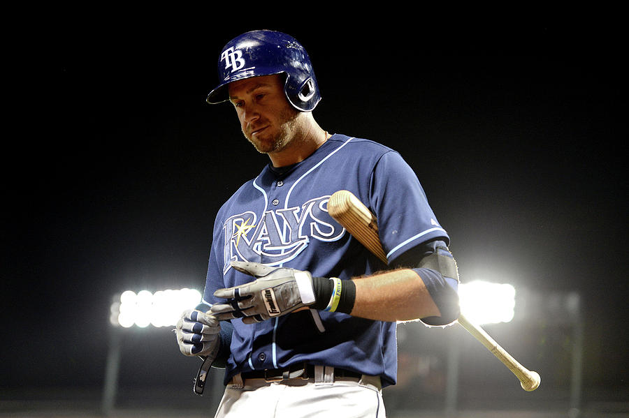 Tampa Bay Rays V Baltimore Orioles Photograph by Patrick Smith