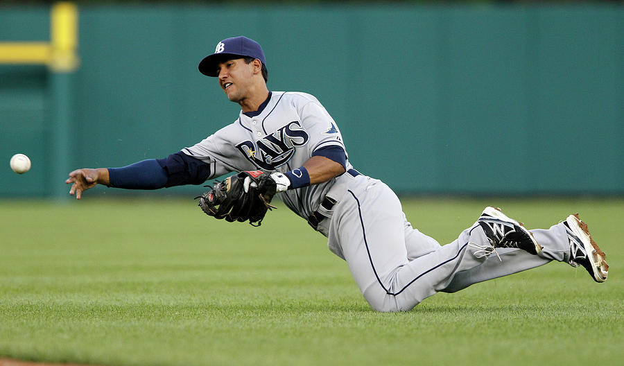 Tampa Bay Rays V Detroit Tigers Photograph by Duane Burleson
