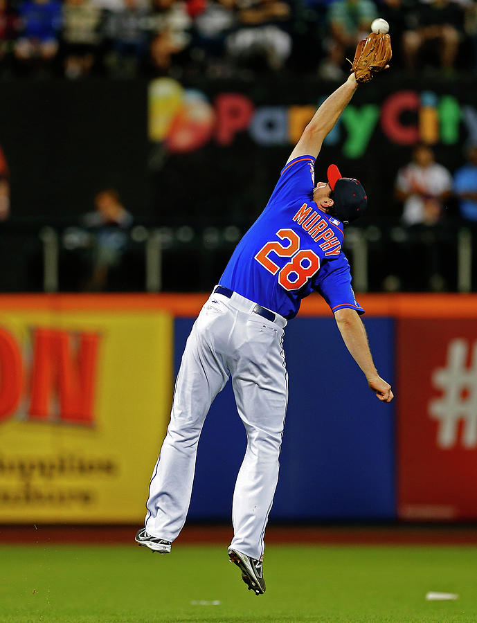 Texas Rangers V New York Mets 2 Photograph by Rich Schultz