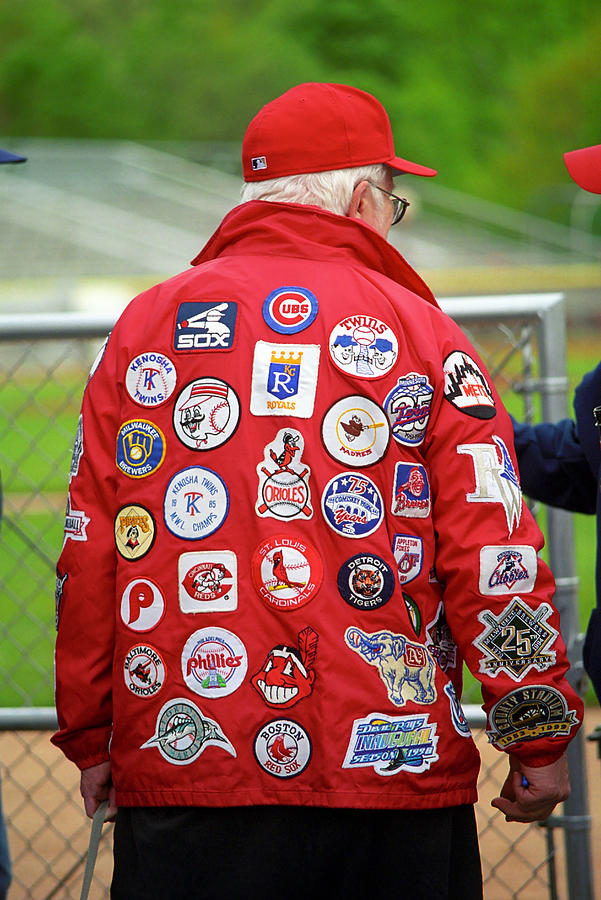 America Photograph - The Baseball Fan by Frank Romeo