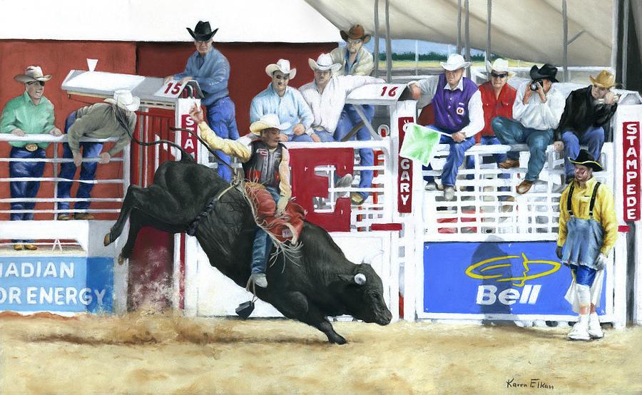 The Black Bull by Karen Elkan