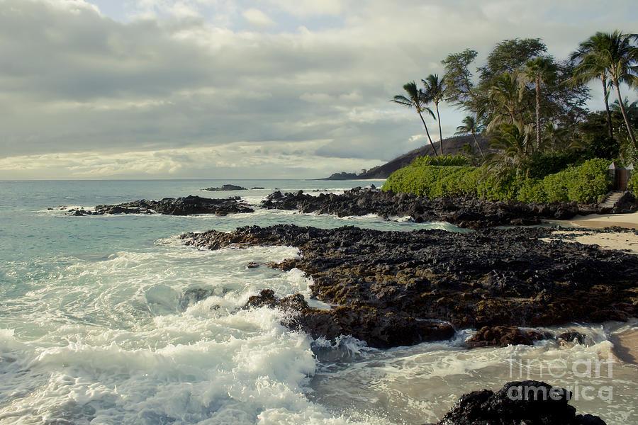 Aloha Photograph - The Sea by Sharon Mau