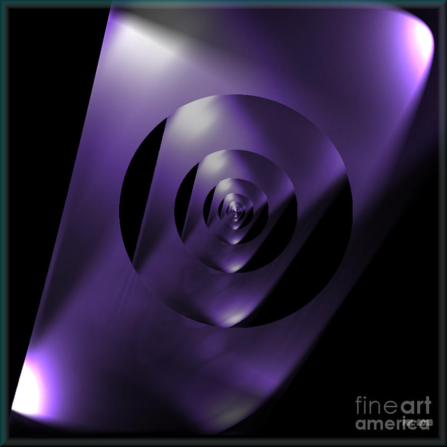 Looking Glass Photograph - Through The Looking Glass by Luther Fine Art