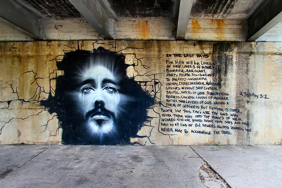 2 Timothy 3 by John Lewis