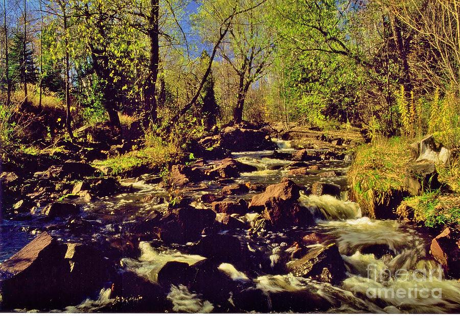 Creek Photograph - Tischer Creek Autumn by Rory Cubel