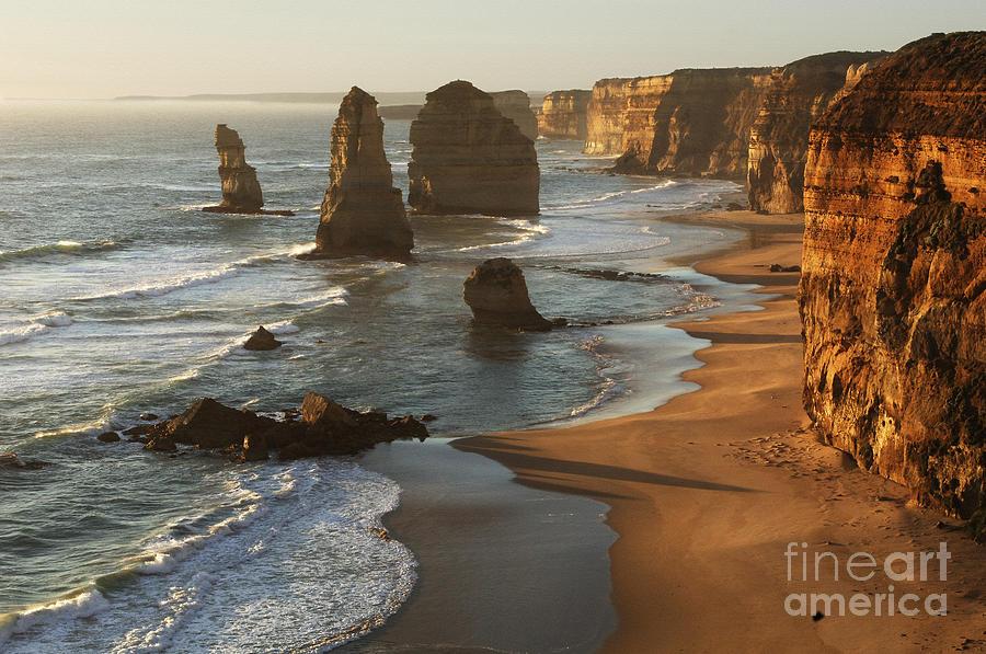 Twelve Apostles Photograph - Twelve Apostles Australia by Bob Christopher