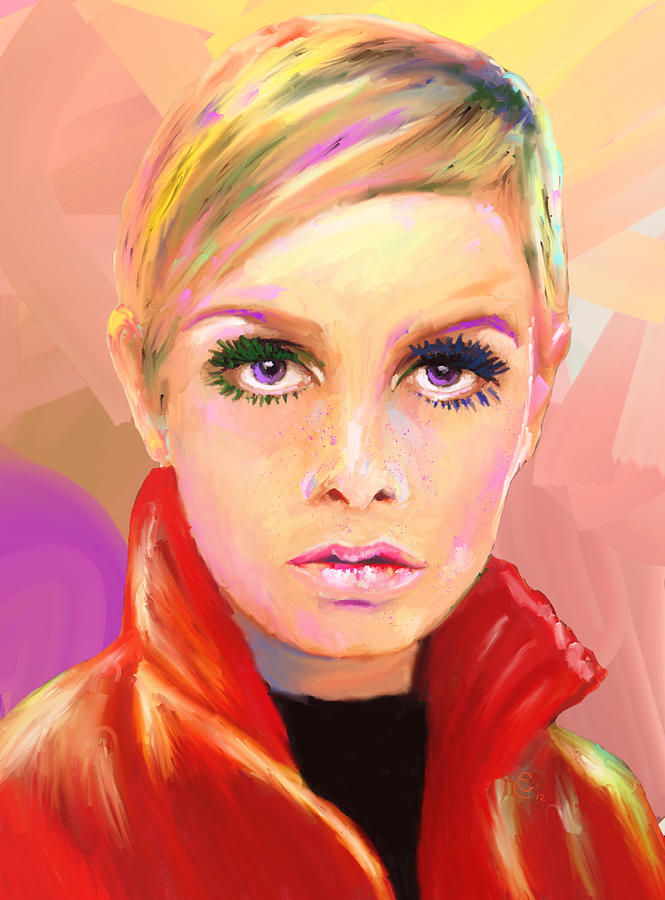 Twiggy Mixed Media - Twiggs by GCannon